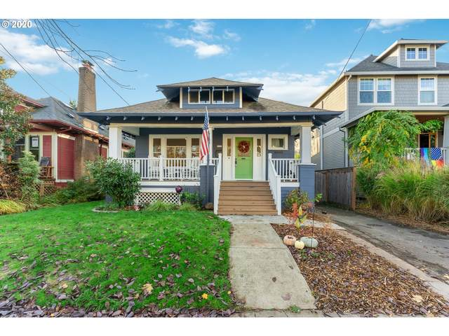 2121 SE 32ND Pl, Portland, OR 97214 (MLS #20461237) :: Gustavo Group