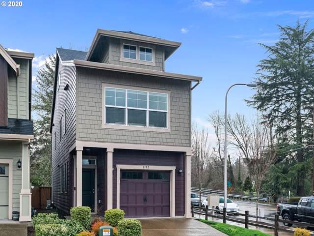 897 SW 136TH Pl, Beaverton, OR 97005 (MLS #20461813) :: TK Real Estate Group