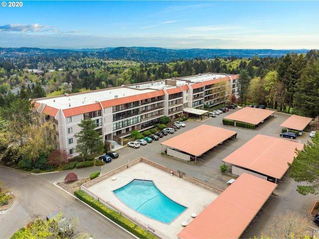 45 Eagle Crest Dr #401, Lake Oswego, OR 97035 (MLS #20462288) :: The Liu Group