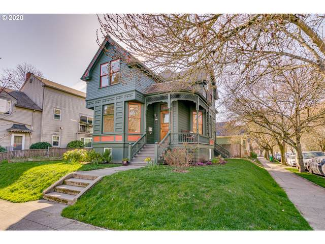 203 SE 15TH Ave, Portland, OR 97214 (MLS #20462501) :: The Liu Group