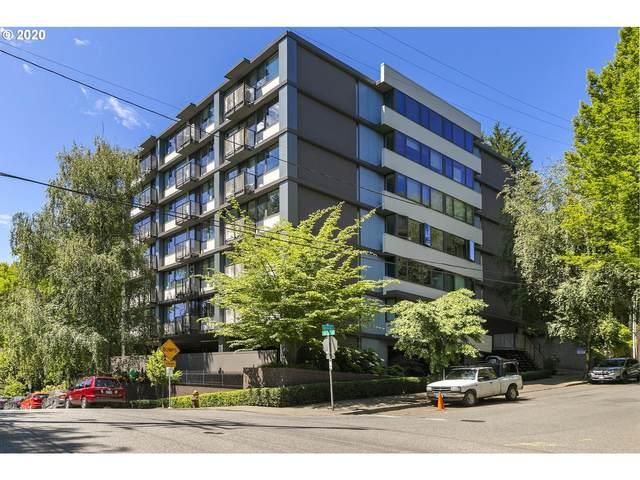 2020 SW Main St #701, Portland, OR 97205 (MLS #20462658) :: Holdhusen Real Estate Group