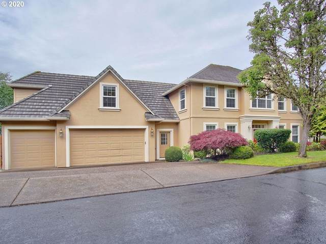1831 NW Columbine Ln, Portland, OR 97229 (MLS #20463240) :: The Liu Group