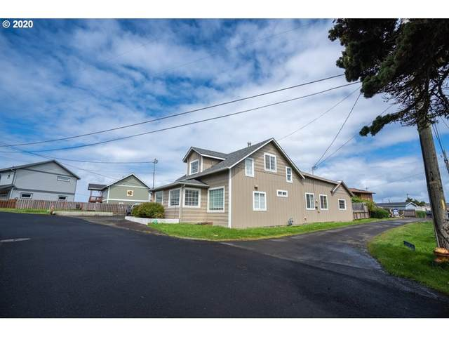 215 NW Sunset St, Depoe Bay, OR 97341 (MLS #20463386) :: Piece of PDX Team