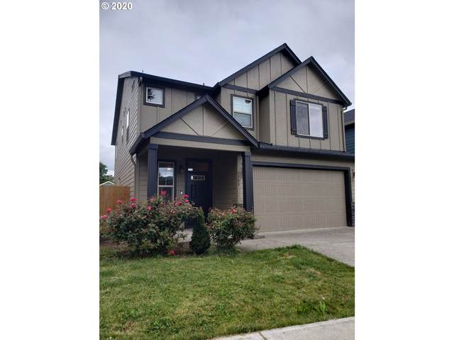 5708 NE 47TH St, Vancouver, WA 98661 (MLS #20463778) :: The Liu Group