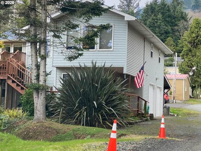 503 Garibaldi Ave, Garibaldi, OR 97118 (MLS #20464133) :: Real Tour Property Group
