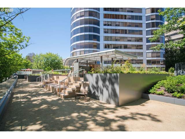 1500 SW 5TH Ave #1001, Portland, OR 97201 (MLS #20464245) :: Holdhusen Real Estate Group