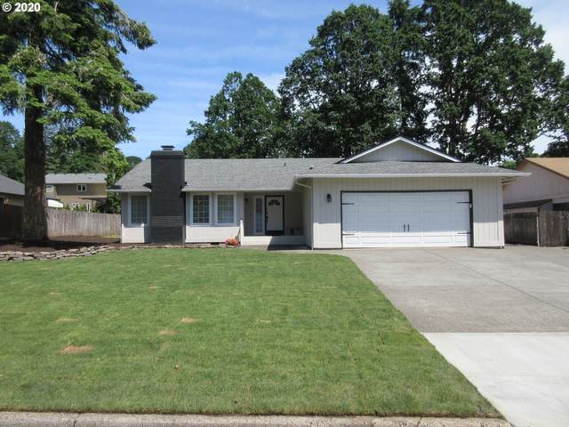 15007 NE 25TH Ct, Vancouver, WA 98686 (MLS #20464260) :: Fox Real Estate Group
