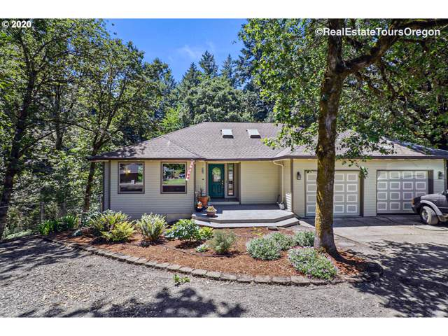13660 NE Lake Shore Dr, Newberg, OR 97132 (MLS #20464354) :: Fox Real Estate Group