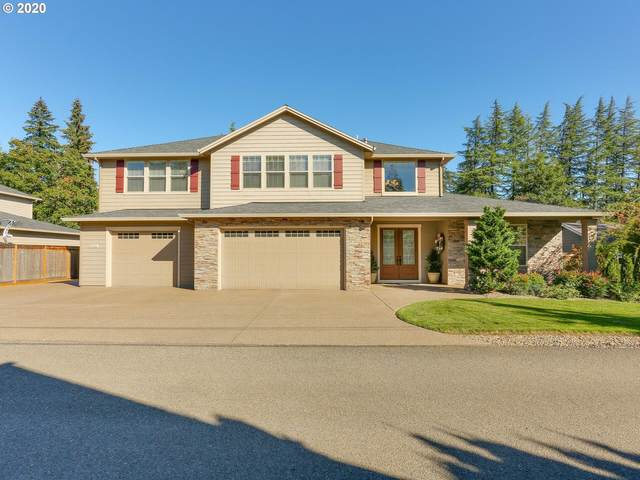 5316 Childs Rd, Lake Oswego, OR 97035 (MLS #20465265) :: McKillion Real Estate Group