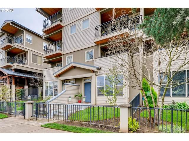 3123 N Willamette Blvd #103, Portland, OR 97217 (MLS #20465443) :: The Liu Group