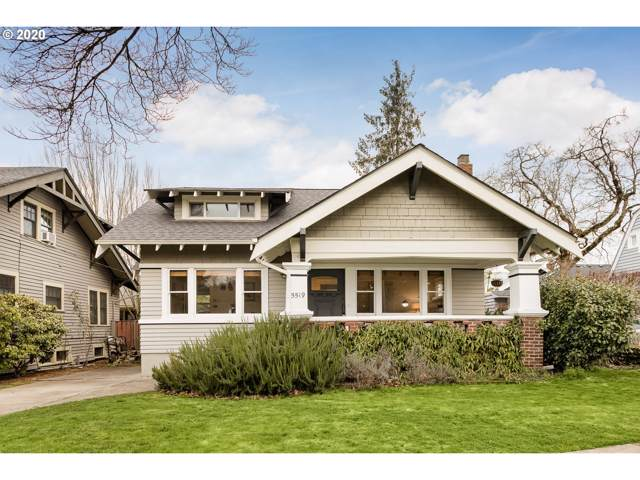 5519 NE Alameda St, Portland, OR 97213 (MLS #20465524) :: Change Realty