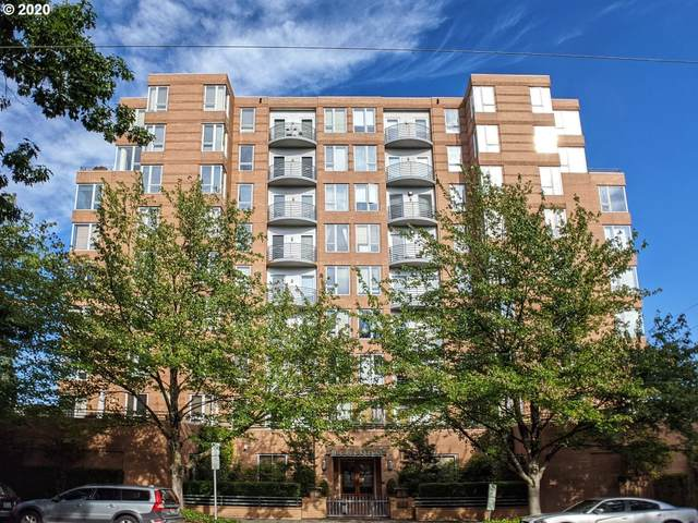 1132 SW 19TH Ave #312, Portland, OR 97205 (MLS #20465742) :: Townsend Jarvis Group Real Estate