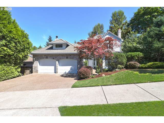 9809 NW Engleman St, Portland, OR 97229 (MLS #20465777) :: The Galand Haas Real Estate Team