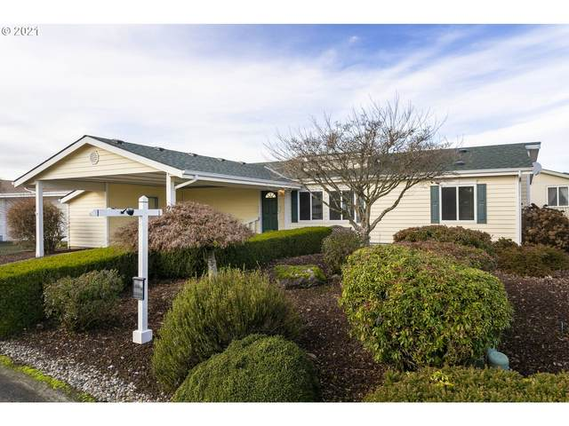 16500 SE 1ST St #90, Vancouver, WA 98684 (MLS #20466276) :: Next Home Realty Connection