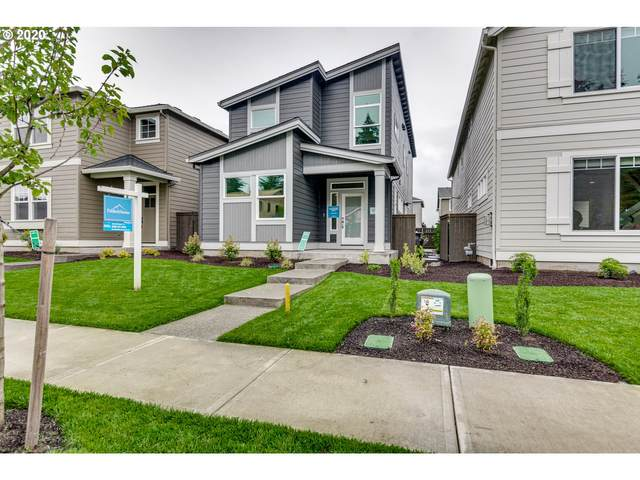 10109 NE 132ND Ave, Vancouver, WA 98682 (MLS #20466308) :: Fox Real Estate Group