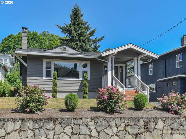 1536 SE 21ST Ave, Portland, OR 97214 (MLS #20466364) :: McKillion Real Estate Group