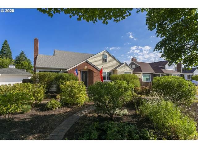 4707 N Willamette Blvd, Portland, OR 97203 (MLS #20466379) :: Townsend Jarvis Group Real Estate