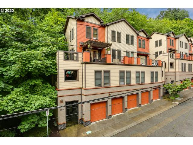 1816 SW 18TH Ave #1, Portland, OR 97201 (MLS #20466440) :: Beach Loop Realty
