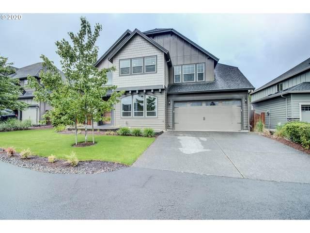 1207 NW 107TH Cir, Vancouver, WA 98685 (MLS #20466488) :: Premiere Property Group LLC
