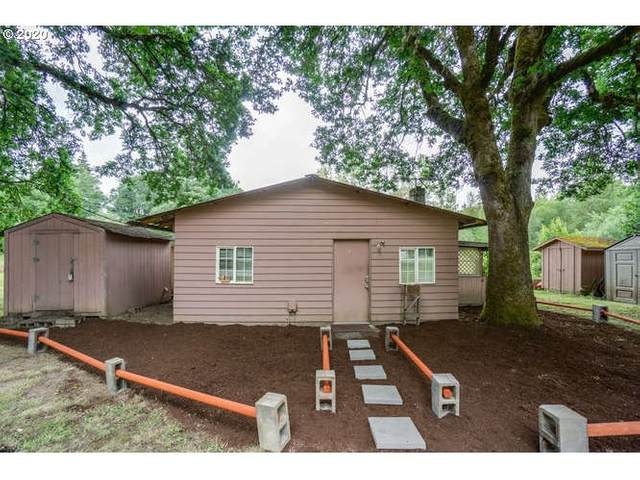 22605 NE 67TH Ave, Battle Ground, WA 98604 (MLS #20467180) :: The Liu Group