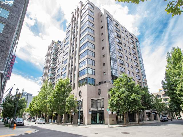 333 NW 9TH Ave #607, Portland, OR 97209 (MLS #20467201) :: Holdhusen Real Estate Group