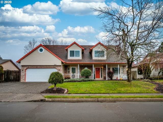 2940 NE Beech Dr, Gresham, OR 97030 (MLS #20467792) :: Matin Real Estate Group