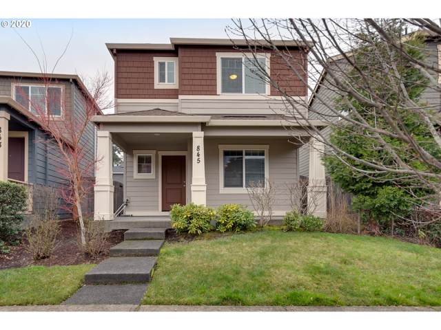 845 SW Windrose Ter, Beaverton, OR 97003 (MLS #20468188) :: Next Home Realty Connection