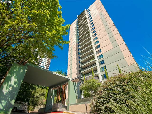 111 SW Harrison St 19H, Portland, OR 97201 (MLS #20468367) :: Fox Real Estate Group