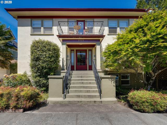 2049 NW Overton St #4, Portland, OR 97209 (MLS #20468392) :: Holdhusen Real Estate Group