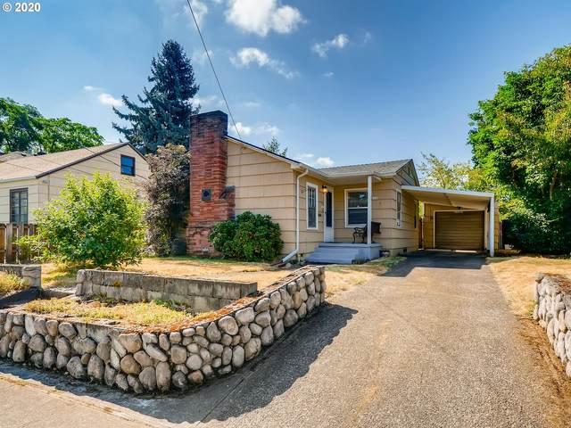 6120 SE Center St, Portland, OR 97206 (MLS #20469073) :: Fox Real Estate Group