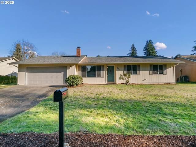 513 NE 144TH Ave, Vancouver, WA 98684 (MLS #20469291) :: Premiere Property Group LLC