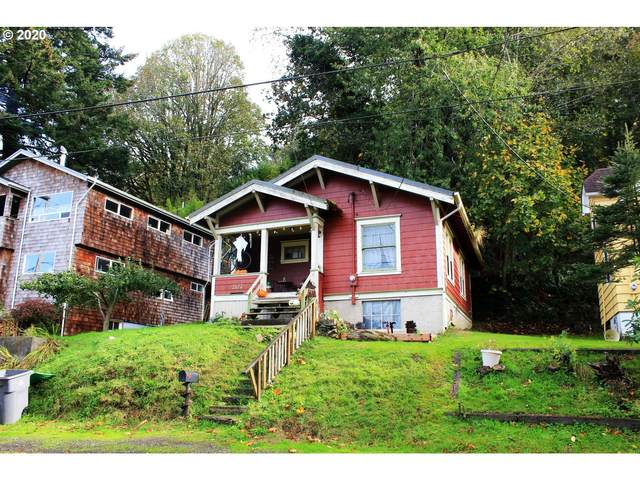2613 Grand Ave, Astoria, OR 97103 (MLS #20469663) :: Townsend Jarvis Group Real Estate