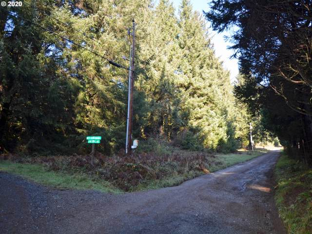 Huckleberry Ridge Rd #500, Brookings, OR 97415 (MLS #20469941) :: Fox Real Estate Group