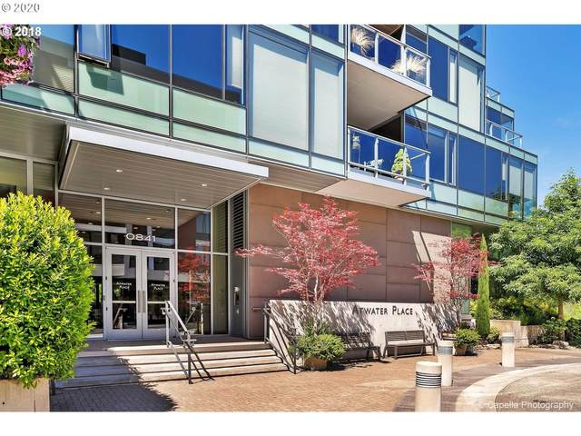 841 S Gaines St #317, Portland, OR 97239 (MLS #20470018) :: Next Home Realty Connection