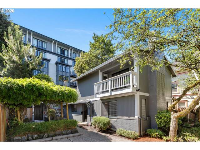525 NW 18TH Ave, Portland, OR 97209 (MLS #20470084) :: Change Realty