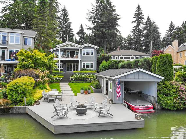 4245 West Bay Rd, Lake Oswego, OR 97035 (MLS #20470201) :: Change Realty