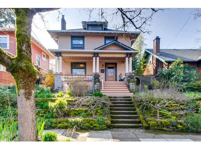3820 SE Clinton St, Portland, OR 97202 (MLS #20470370) :: Premiere Property Group LLC