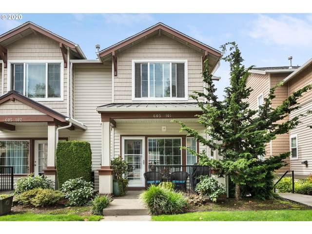 605 NW 118TH Ave, Portland, OR 97229 (MLS #20470418) :: Townsend Jarvis Group Real Estate