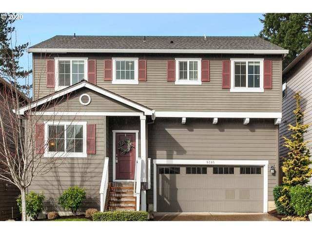 9385 NW Ember Ln, Portland, OR 97229 (MLS #20470468) :: McKillion Real Estate Group