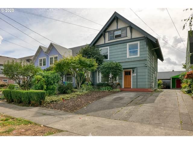 1836 NE Davis St, Portland, OR 97232 (MLS #20470635) :: Cano Real Estate