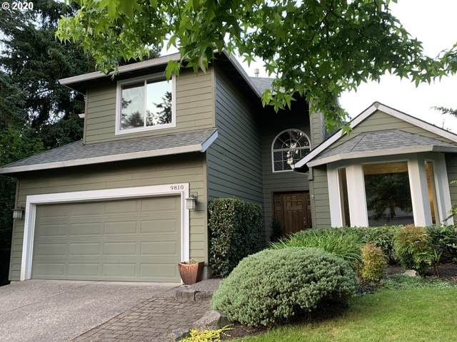 9810 SW Landau Pl, Tigard, OR 97223 (MLS #20470663) :: The Galand Haas Real Estate Team
