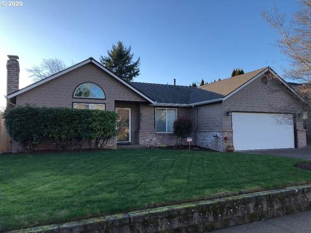 870 Sheraton Dr, Eugene, OR 97401 (MLS #20470979) :: Change Realty