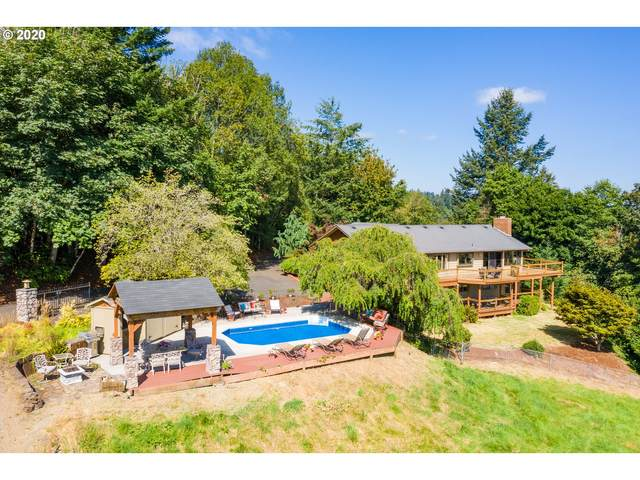 25202 SW Petes Mountain Rd, West Linn, OR 97068 (MLS #20471014) :: Piece of PDX Team