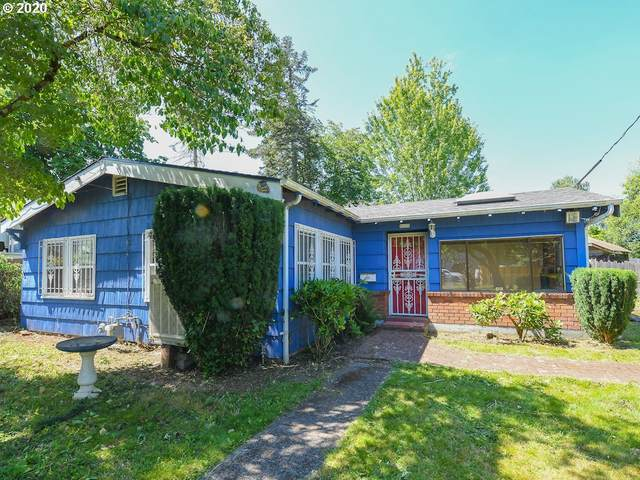 8033 N Lombard Way, Portland, OR 97203 (MLS #20472483) :: Gustavo Group
