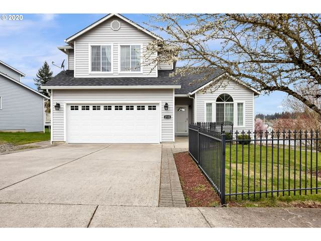 2720 NE 164TH Pl, Vancouver, WA 98684 (MLS #20472699) :: Next Home Realty Connection