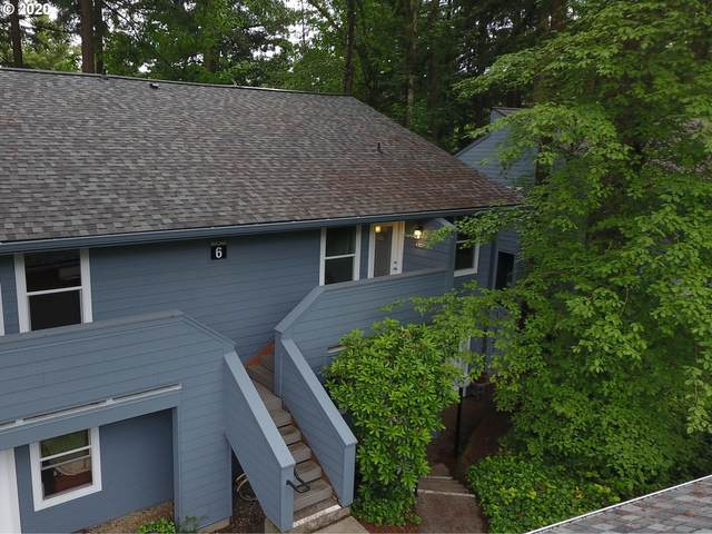 4322 SW Dickinson St #22, Portland, OR 97219 (MLS #20472871) :: Song Real Estate