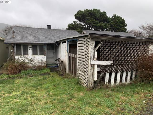 1318 N Hwy 101, Rockaway Beach, OR 97136 (MLS #20472873) :: The Liu Group