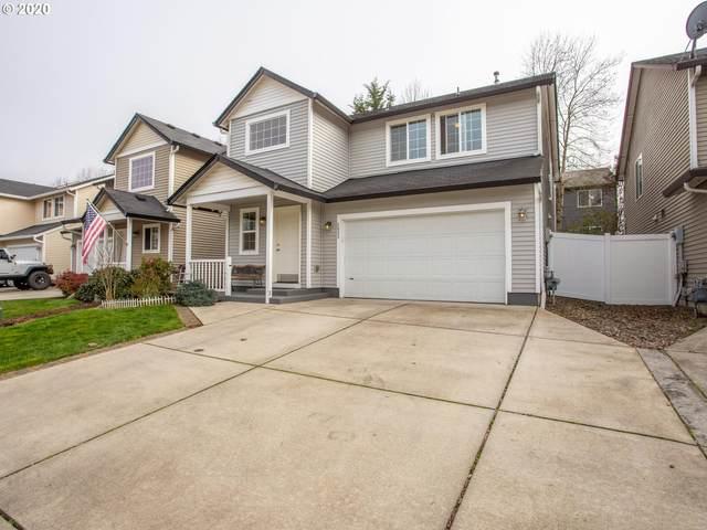 2603 NE 127TH Ave, Vancouver, WA 98684 (MLS #20473436) :: Fox Real Estate Group