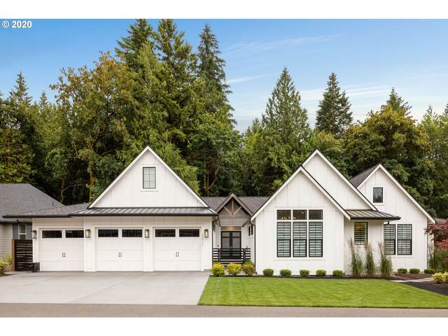 2211 NE 169TH Cir, Ridgefield, WA 98642 (MLS #20473534) :: Lucido Global Portland Vancouver