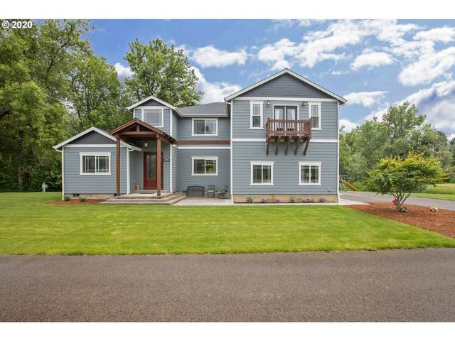 25885 Subrideo Dr, Elmira, OR 97437 (MLS #20473540) :: Premiere Property Group LLC
